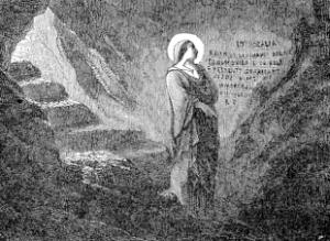 [Saint Rosalia, Virgin]