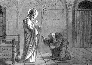[Saint Zephyrinus, Pope and Martyr]