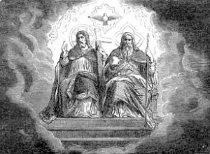 [Pictorial Lives of the Saints: Trinity Sunday]