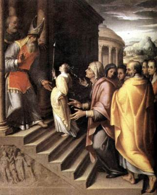 Presentation of the Virgin Mary