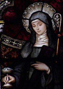 [Saint Brigid of Ireland]
