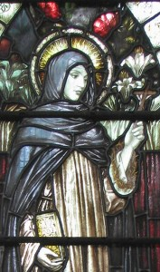 [Saint Catherine of Siena]
