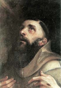 [Saint Francis of Assisi]