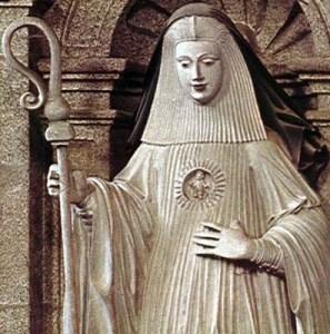 [Saint Gertrude the Great]