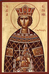 [Saint Irene of Thessalonica]