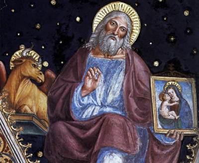 [Saint Luke the Evangelist]