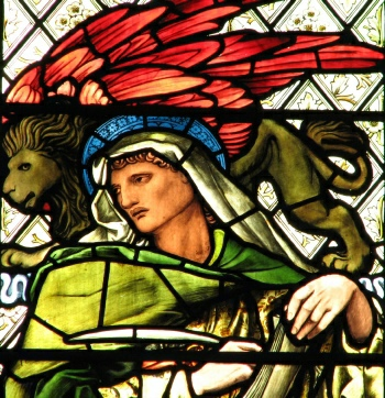 [Saint Mark the Evangelist]