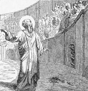 [Saint Polycarp of Smyrna]