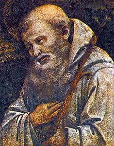 [Saint Romuald]
