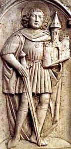 Saint Secundus of Asti