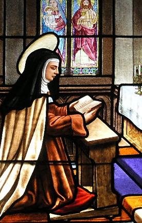 [Saint Teresa of Avila]