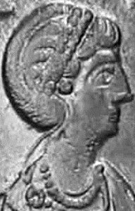 Saint Aelia Flaccilla