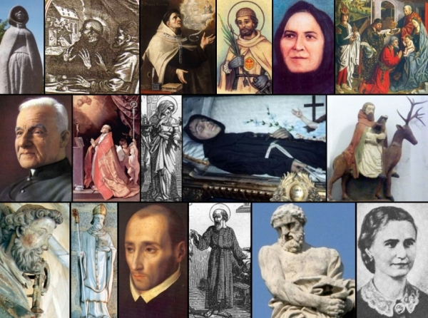 some of the saints and beati of 6 January