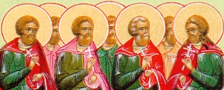 Martyrs of Apollonia