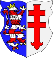 coat of arms for Bad Hersfeld, Germany