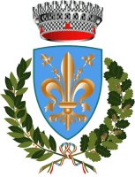 coat of arms for Castiglion Fibocchi, Italy
