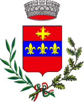 coat of arms for Chiusi della Verna, Italy