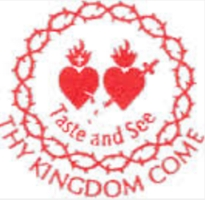 logo of the Little Workers of the Sacred Hearts