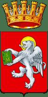 coat of arms for Cortona, Italy