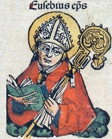Saint Eusebius of Vercelli