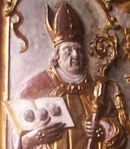 Saint Liborius of Le Mans