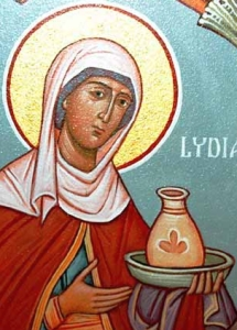 Saint Lydia of Illyria