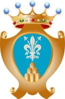 coat of arms for Montemignaio, Italy
