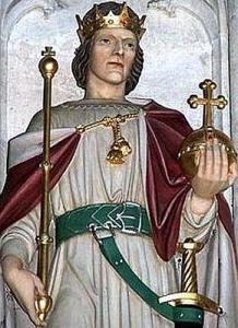 Saint Edwin of Northumbria