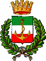 coat of arms for Viareggio, Italy