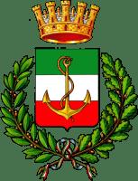coat of arms for Viareggio, Italy