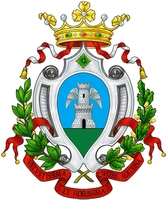 coat of arms for Alatri, Italy