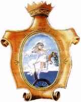 coat of arms for Anzio, Italy