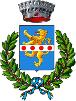 coat of arms for Aragona, Italy