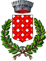coat of arms for Bardonecchia, Italy