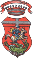 coat of arms for Bene Vagienna, Italy