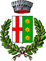 coat of arms for Bollengo, Italy