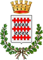 coat of arms for Borgaro Torinese, Italy