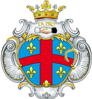 coat of arms for Caiazzo, Italy