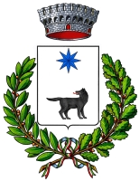 coat of arms for Cantalupo in Sabina, Italy