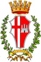 coat of arms for Città di Castello, Italy