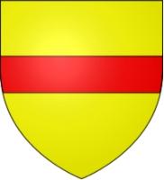 coat of arms for Condé-sur-l'Escaut, France