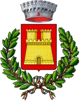 coat of arms for Francavilla di Sicilia, Italy