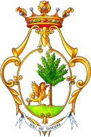 coat of arms for Lauria, Italy