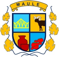 coat of arms for Maule, Chile
