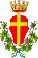 coat of arms for Messina, Italy