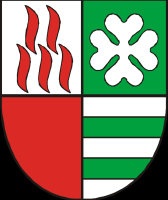 coat of arms for Ozarow Mazowiecki, Poland