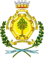coat of arms for Piobesi Torinese, Italy