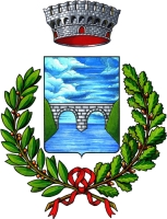 coat of arms for Pont Canavese, Italy