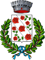 coat of arms for Rosate, Italy