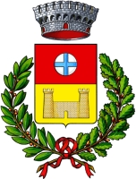 coat of arms for Serravalle Sesia, Italy